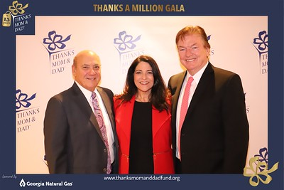 Thanks A Million Gala -  11/08/2018