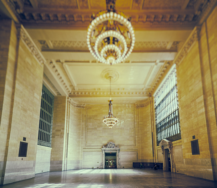 Grand Central Hallway