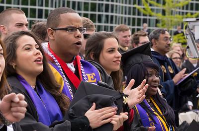 2016 Undergraduate Commencement Ceremony