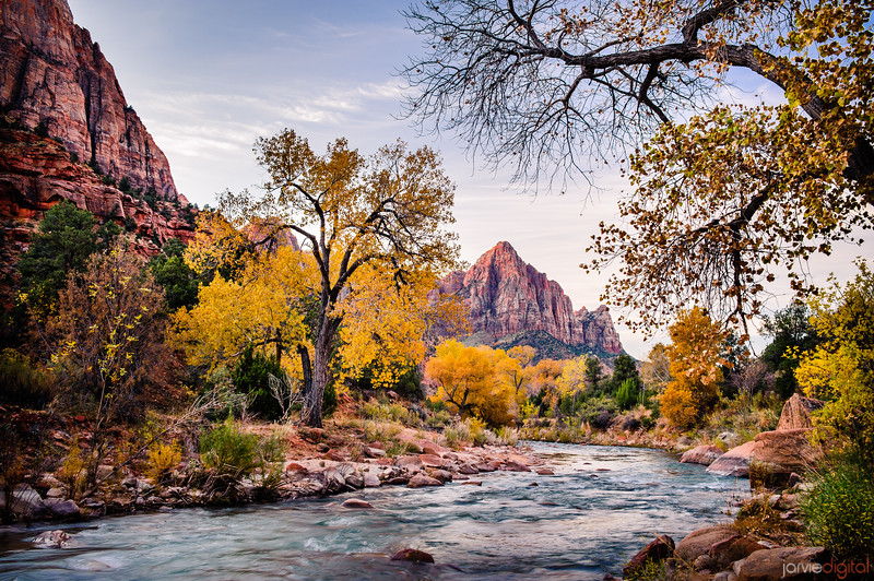 Fall for Zion