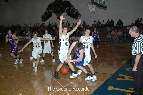 Basketball Boys vs NK