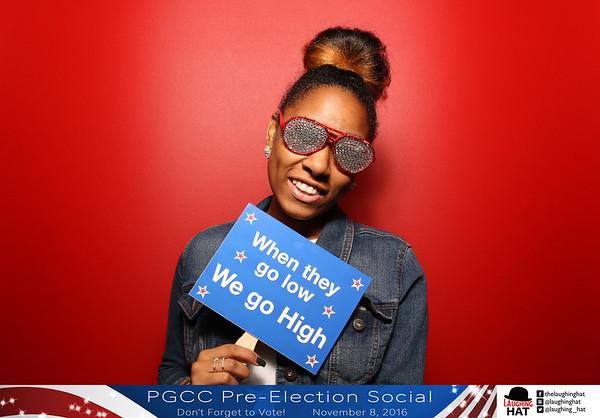 PGCC Pre-Election Social