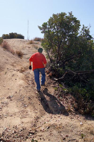 20110911042-Eagle Scout Project, Steven Ayoob, Verdugo Peak.JPG