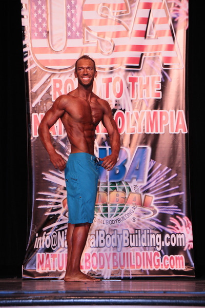 Physique Mens Novice and Open Classes