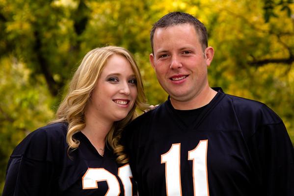 Josh and Allison