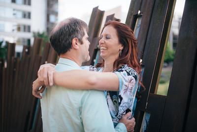 Jennifer & Shawn Engagement