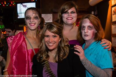 Zombie Prom Trolley Haunted Pub Crawl (Y'all)