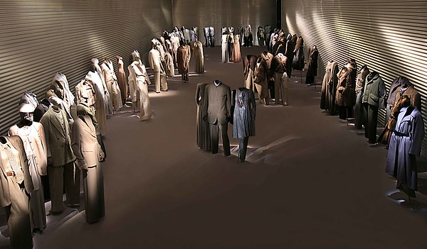 Armani Retrospective [Milan, 2003]