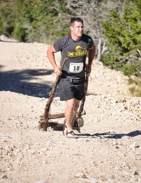 Hunter Gatherer Survival Race Texas 2014