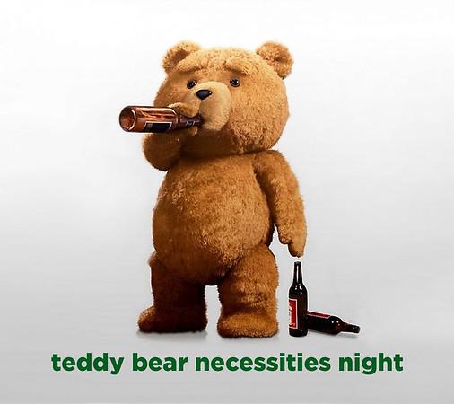 Ice Bears (4) v Huntsville (7) 12-26-19 Teddy Bear Necessities Night