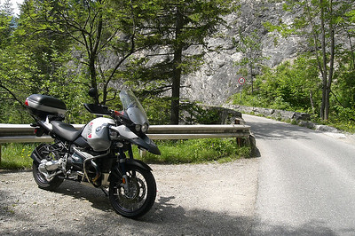 2009 Alps Motorcycle Tour