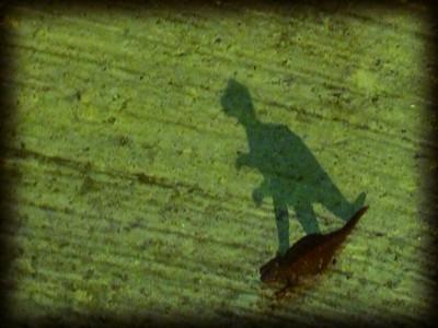 Little Lost Dinosaur