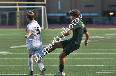 2021-09-14 St X vs Ballard Varsity Boys Soccer