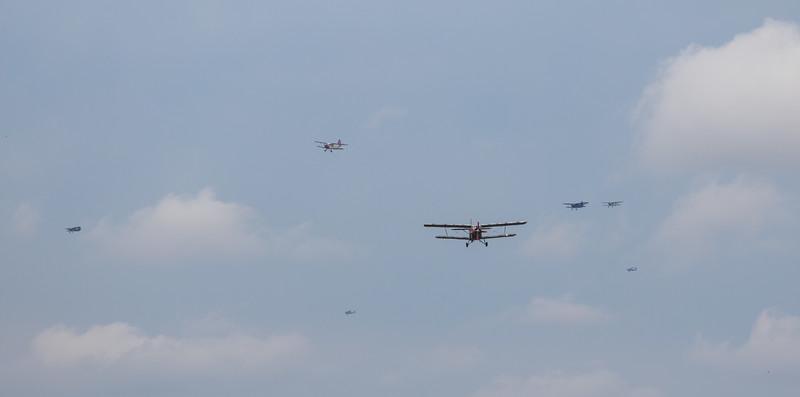 Flight of the Antonovs!