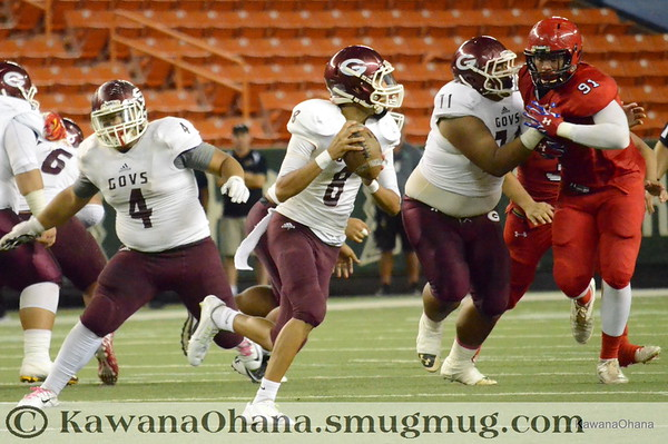 2015 VFB Kahuku vs Farrington