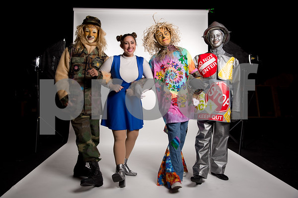 The Wiz Promo Photos