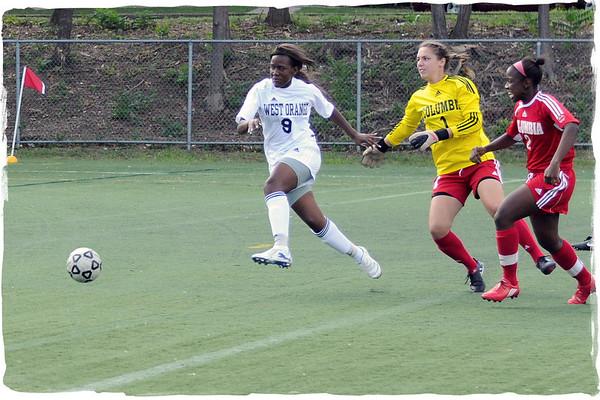 Girls Soccer vs. Columbia