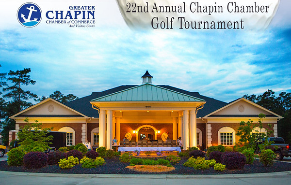 22 Annual Chapin Chamber Golf Tournament