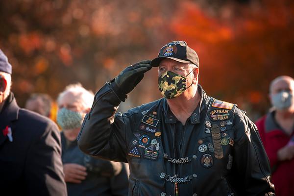 Sequim Veterans Day Celebration 2020
