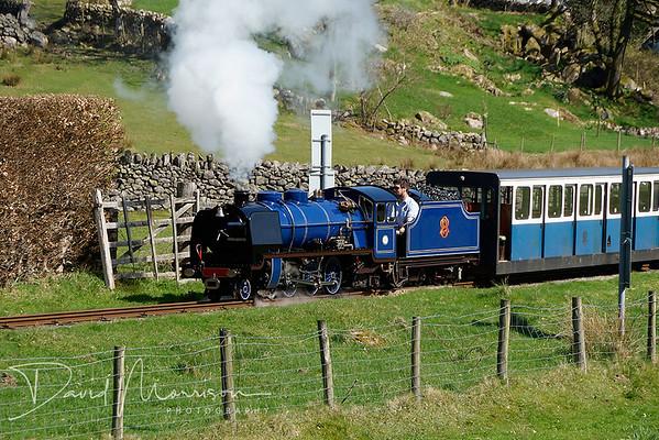 Ravenglass & Eskdale Railway 21-04-18