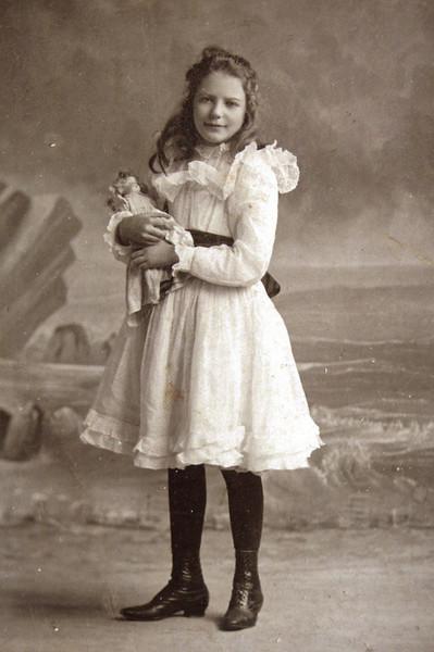 Editha Sarah Sale (nee Spohn)