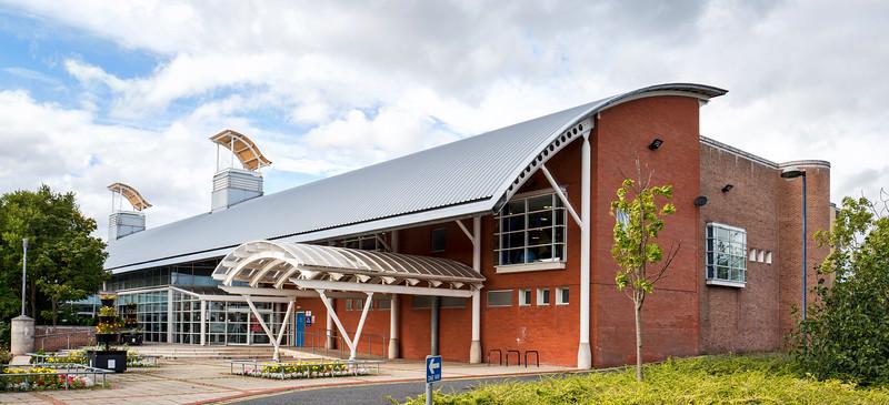 Parks Leisure Centre (venue)
