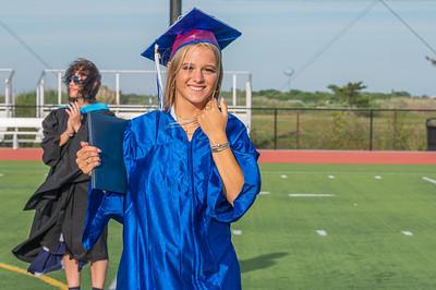 Regan Martinsen LBHS Graduation 2021