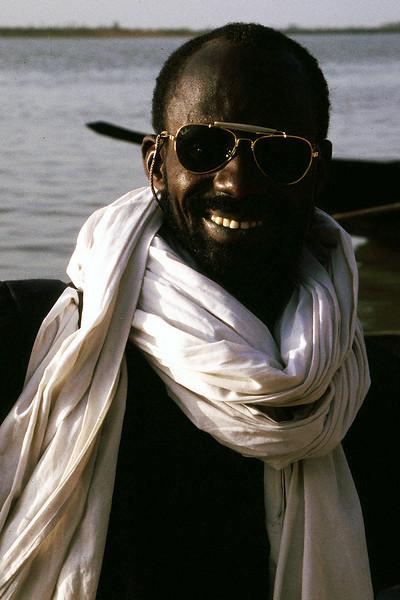 Mopti, Niger River, Mali 2000