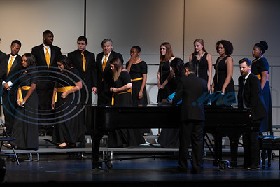 10/18/18 Tyler Junior College Fall Choral Concert by Maria Hernandez