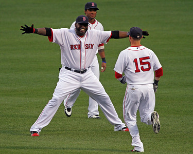 Red Sox, August 17, 2010