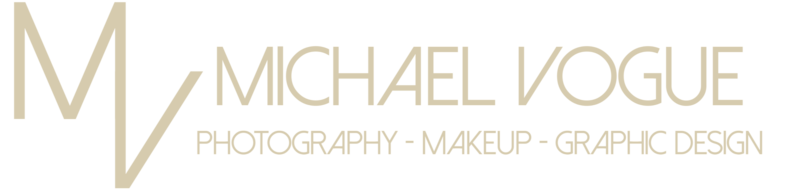 Michael Vogue Signature Logo