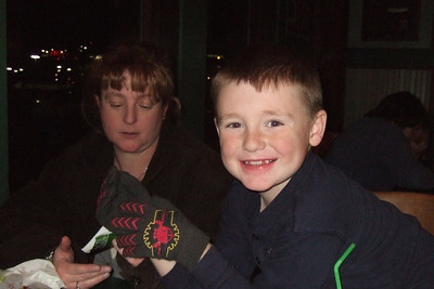 Christopher's 8th Birthday (25 Jan 2008)