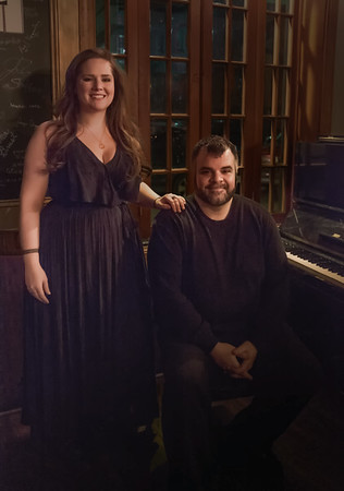 Erin Lunsford and Charles Owens