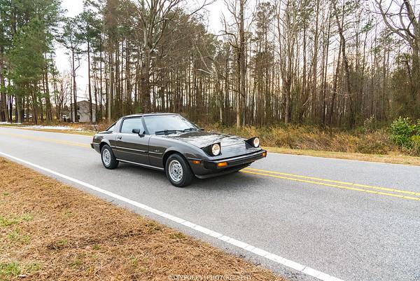 1980 Mazda RX-7 - ZEBULON, NC