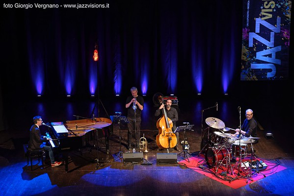 Paolo Jannacci Trio+1 Hard Playing - 28 ottobre 2017, Teatro Sociale, Pinerolo