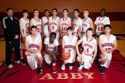2012 Junior Boys Basketball