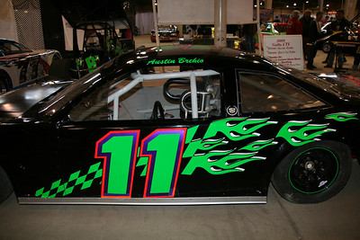 Speedway Expo @ Springfield Ma 2-28-2009