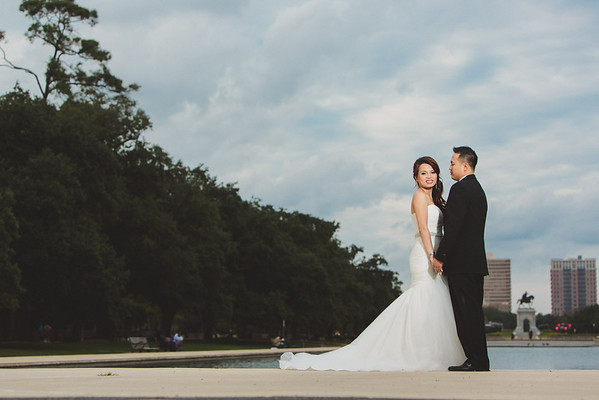 Leyna + Tim Bridal Pictures