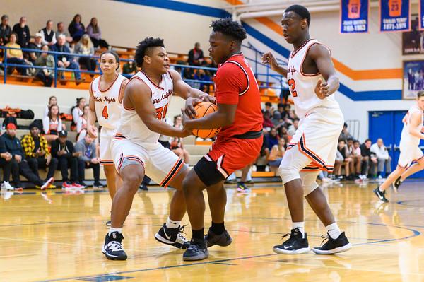 NDHS Basketball vs Thomasville 2020 Playoffs