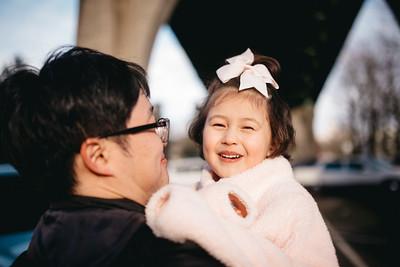 Joe Chang Family Winter 2016