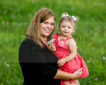 Ms. Emma and Family