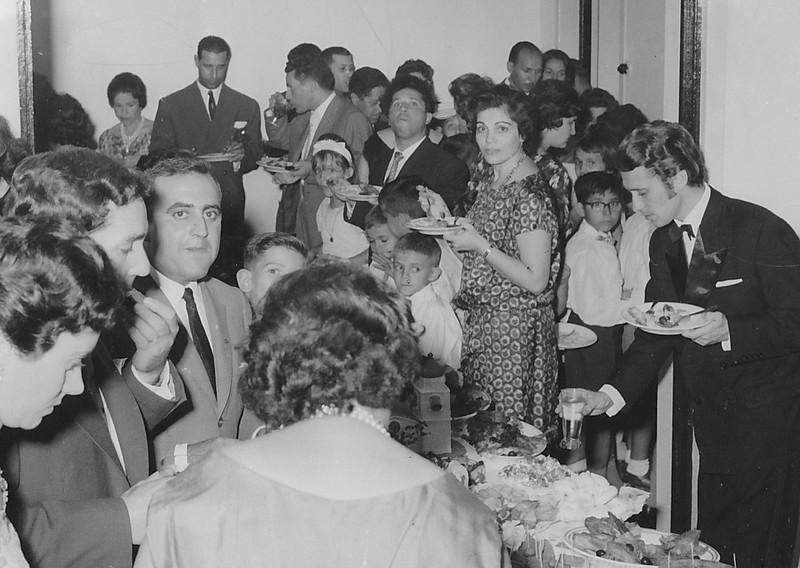 Dundo 19 Setembro 1962 MANUELA VALENTE E CARLOS MENDES.