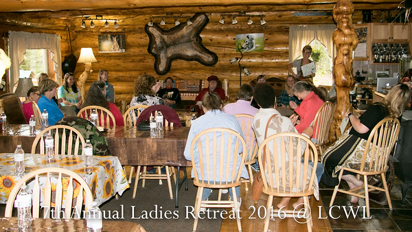 7th Annual Ladies Retreat
