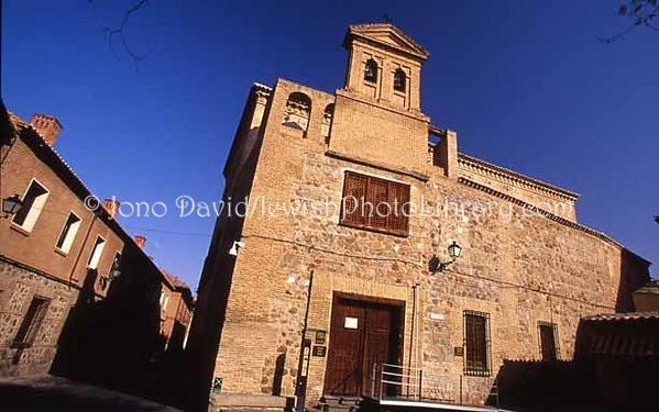 SPAIN, Toledo. Sinagoga del Transito. (2006)