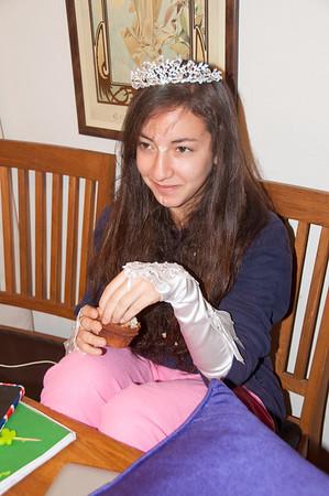 Cumpleaños 16 Antonia