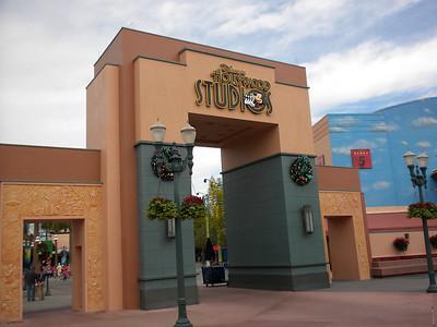 Morning at Disney Hollywood Studios