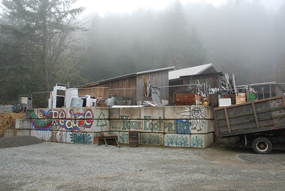 Pender Recycle depot