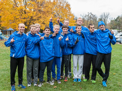 Awards - 2015 NJCAA Region 12 XC