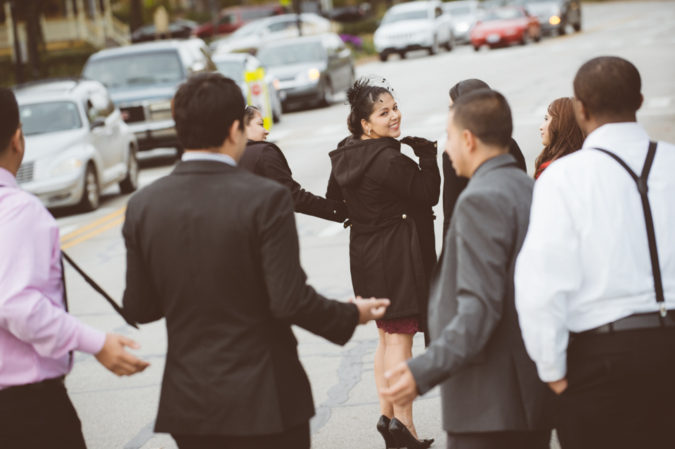 Riverside Wedding