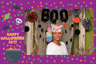 Always Flowers Halloween Spooktacular 10-28-17